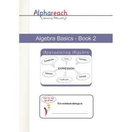 Algebra Basics Book 2
