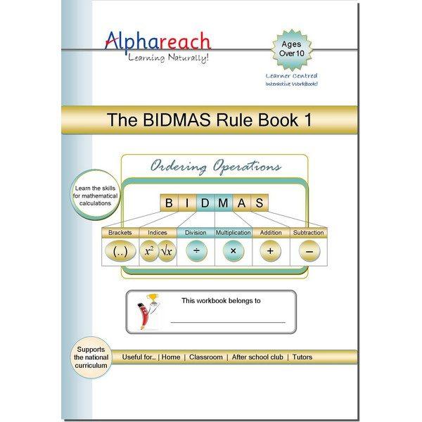 BIDMAS Book 1
