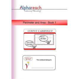 Area and Perimeter Book 1