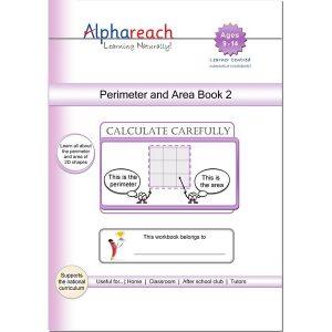 Perimeter and Area Book 2