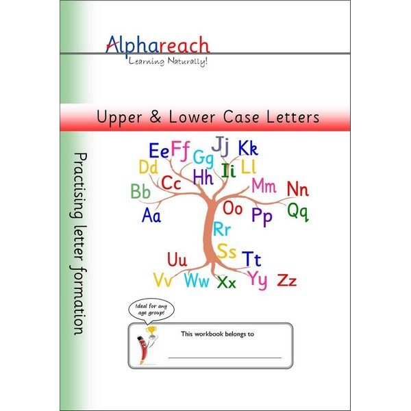 Writing Upper and Lower Case