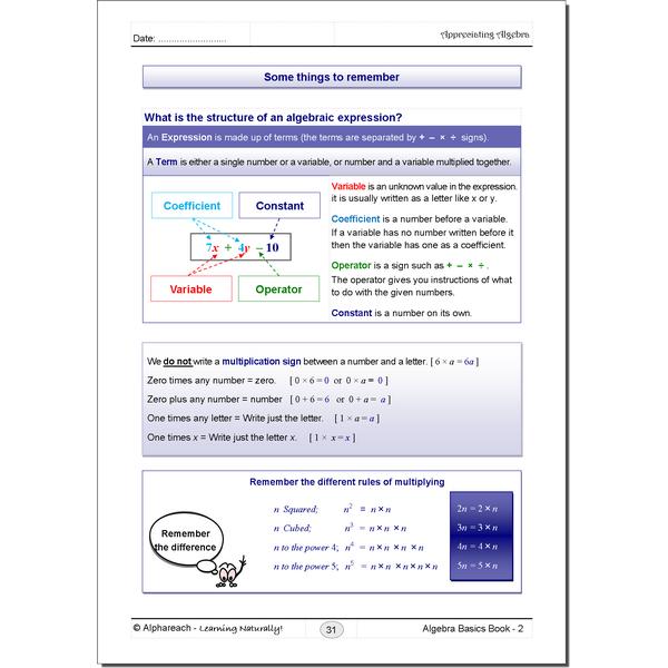 Algebra Basics Bk2_pg31_W