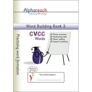 Word Building CVCC Book 2