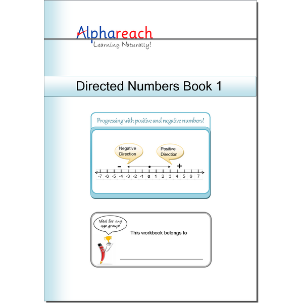 Directed Numbers Bk1_W