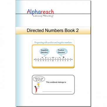 Directed Numbers Bk2_W