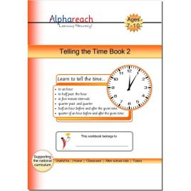 Telling the time book 2