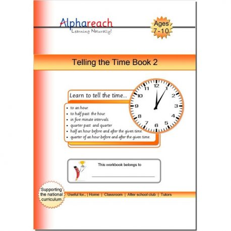 Telling the Time BK 2_W