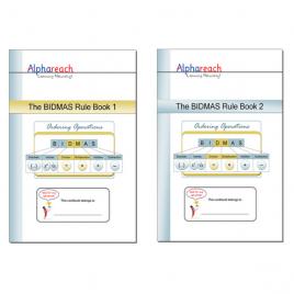 The BIDMAS rule book 1 and 2