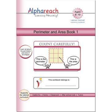Perimeter and Area Book 1