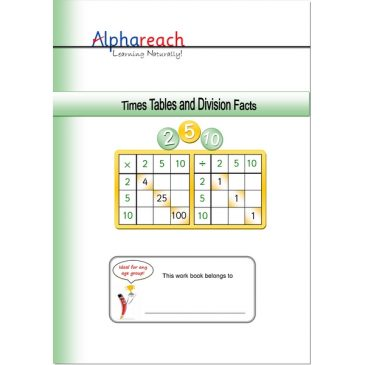 Times Tables Book 1