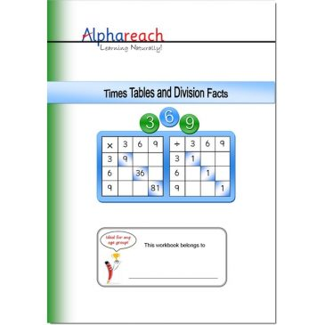 Times Tables Book 2
