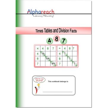 Times Tables Book 3