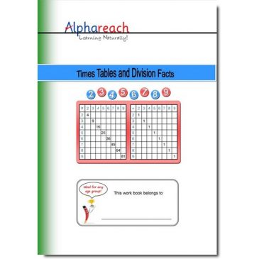 Times Tables Book 4